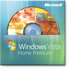 Microsoft Windows Vista Home Premium 32-bit - DVD OEM Version