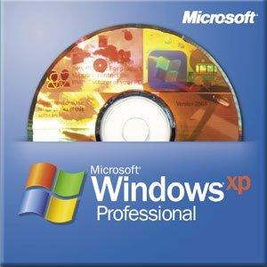 Microsoft Windows XP Professional SP2 32 bit - OEM Version