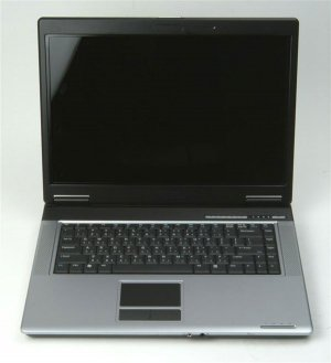 Asus Z96F notebook laptop Core 2 Duo Merom T5500 100GB 1GB DVD