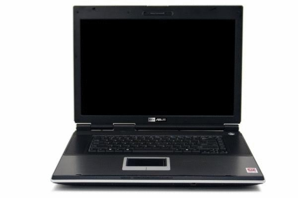 Asus Z84F laptop notebook Core 2 Duo Merom T7200 2GB DVD