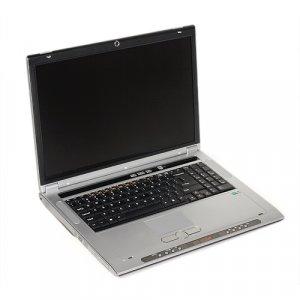 Clevo M570U WXGA laptop notebook Core 2 Duo Merom T5600 nVidia 7800GTX 80GB 1GB DVD