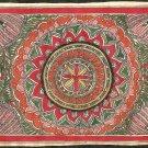 Madhubani Rangoli Art Handmade Indian Tribal Mithila Bihar Folk Painting