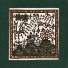 Indian Maharashtra Tribal Varli Art Handmade Warli Miniature Decor Folk Painting