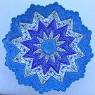 Minakari Iran Fine Painting Handmade Ethnic Iranian Pattern Enamel Decor Art