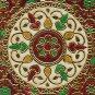 Meenakari Indian Art Handmade Floral Pattern Jaipur Minakari Decor Folk Painting