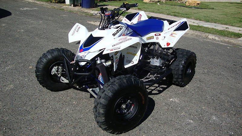 2006 Ltr-450