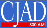 CJAD Anniversary  December 8, 1995  1 CD
