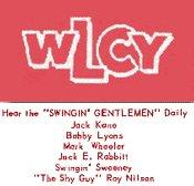 WLCY Florida  Johnny Rebel  August 9, 1968    1 CD