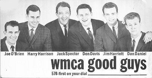 WMCA  Barry Gray- 1975 Rebroadcast Guest Al Jolson   1 CD