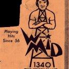 WMID  Live Broadcast 6-30-67 Ralph Vogel  &  8-77  Lucky 13    2 CDs
