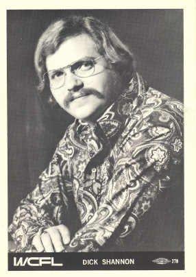 WCFL Chicago    Dick Shannon  September 12, 1973      1 CD