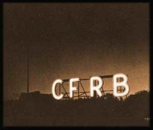 CFRB  Wally Crouter  July 31, 1973   2 CDs