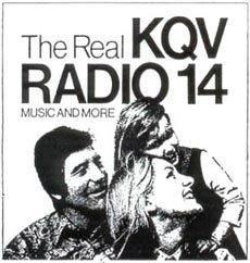 KQV Hal Murray  7/31/66  &  Dick Drury  1962   1  CD