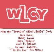 WLCY  Dave Archard  January 22, 1961  1 CD