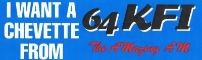 KFI Charlie Fox    May 1978     1 CD