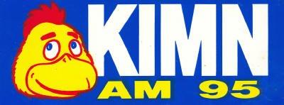KIMN  Jim Tindle  February 28, 1962  1 CD