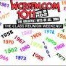 WCBS-FM  Dan Daniel-1972 Survey  August 2, 2003-  3 CDs