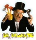 WRKR Dr. Demento Top 25 of 1975  1/4/76  1 CD