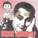 WINS  Pete Myers Mad Daddy   October 1964  1 CD
