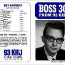 KHJ  Johnny Williams  2/27/70   1 CD