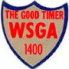 WSGA  Dan Balle  July 28, 1974     1 CD