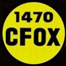 CFOX George Jorgan August 8, 1972 & Tom Kelly 5/3/73 Country  1 CD