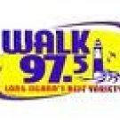 WALK-FM  July 24, 1995  1 CD