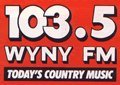 WYNY Del Demontreux   1/13/92- Country  1 CD