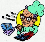 WFMU Audio kitchen  8-1-01  1 CD