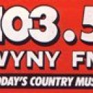 WYNY Del Demontreux 1/25/93 1 CD