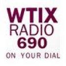 WTIX  Tom Cheney  10-16-72  1 CD