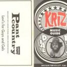 KRIZ  Chris Edwards  5/24/78-last show  1 CD