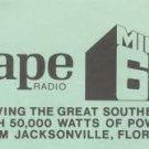 WAPE  Tom Murphy  1/7/76  1 CD