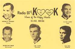 KOOK 12/31/72 unknown DJs  3 CDs