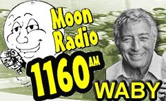 WABY 1400   Kerry James  9/27/61   1 CD