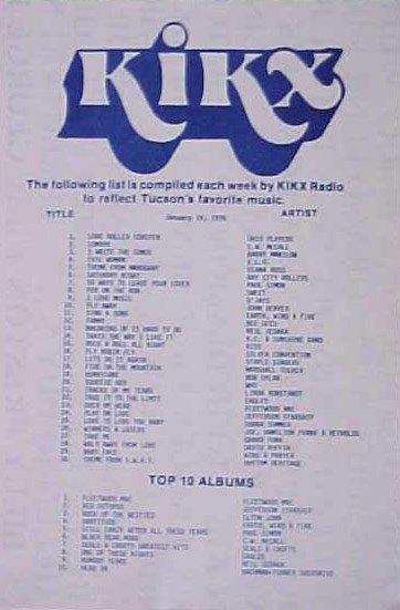 KIKX  Jim Stagg  7/22/68  2 CDs