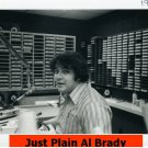 WOR-FM Al Brady  2/5/70  1 CD