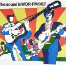 WOR-FM Jim O'Brien  5/2/68  2 CDs