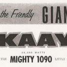 KAAY Johnny King  5/18/71  1 CD
