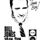 WIBG Bill Jones (Jones Boy) 11-15-61  1 CD