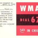 WMAQ  Floyd Brown  12/10/67 &  4/26/67  1 CD