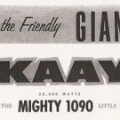 KAAY Sonny Martin-Wayne Moss  8/16/76 1 CD