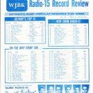 WJBK 8/22/63  Robert E Lee-Terry Knight  Detroit  1 CD