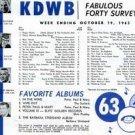 KDWB True Don Bleu  10/68  1 CD