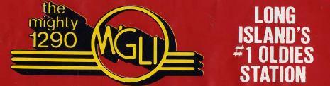 WGLI Mighty Mack  4/17/87  1 CD