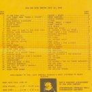 WKKO Fred King 11/23/67  1 CD