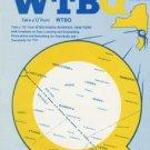 WTBQ Rob McClaine Top 500 Countdown 8/2/96  1 CD