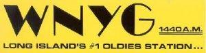 WNYG Final Oldies Airchecks Big Ed Newlands, etc. 4/17/94  2 CDs