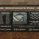 Allstar Baseball Game Sportsmans Park St. Louis CBS Broadcast  KMOX Broadcast 7/9/40  up to 4 CDs