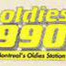 CKGM Oldies 990 Mark Chambers  6/7/00  1 CD